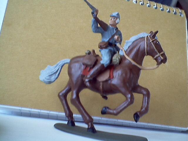 Confederate Calvary $15.00.