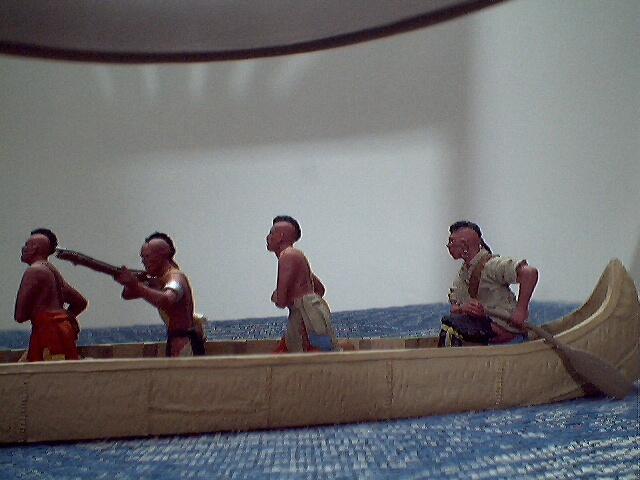 War Canoe $50.00